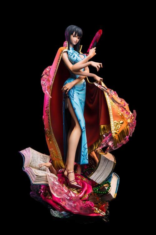 Figuras: One Piece Log Collection Large Statue Series de Nico Robin - PLEX