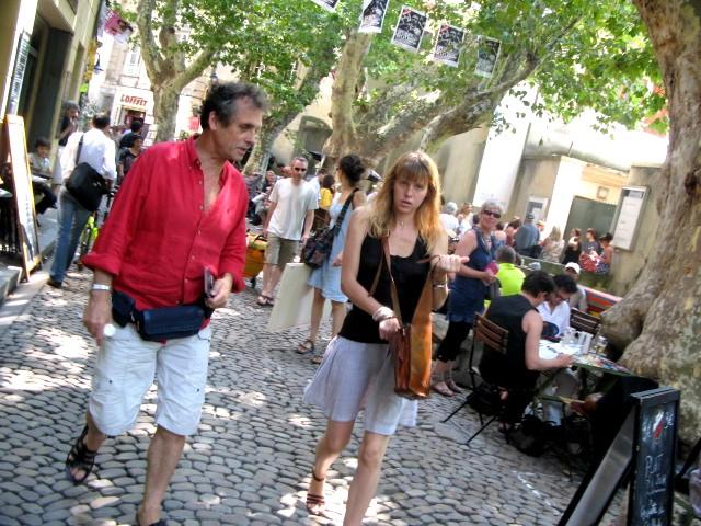 J U00fcrgen Ehre  Le Festival D U0026 39  Avignon 2011