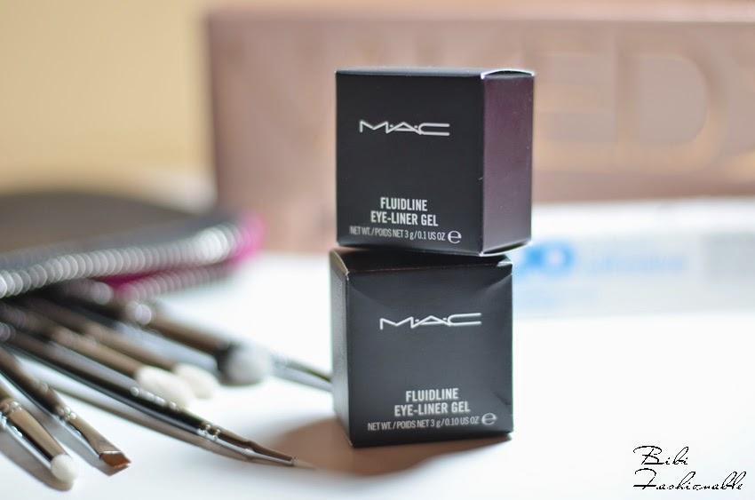 Womanday Frühjahr 2015 MAC Fluidline