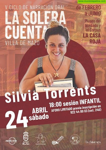 Mazo organiza este sábado una nueva sesión infantil de cuentacuentos del programa La Solera Cuenta