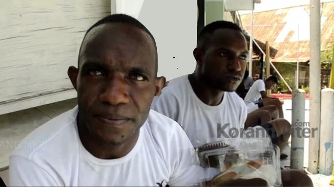 Dikira Puasa, Pemuda Asal Papua Ini Tahan Lapar Saat Tes Seleksi TNI Karena Tak Punya Uang