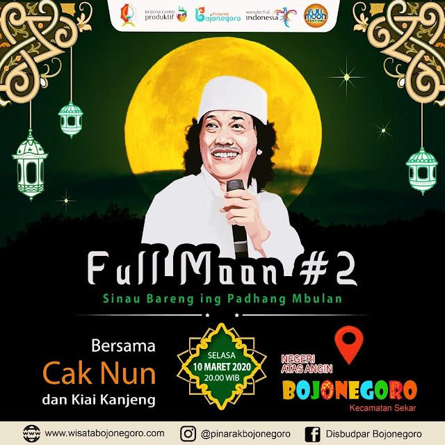 Full Moon Festival #2 Bojonegoro