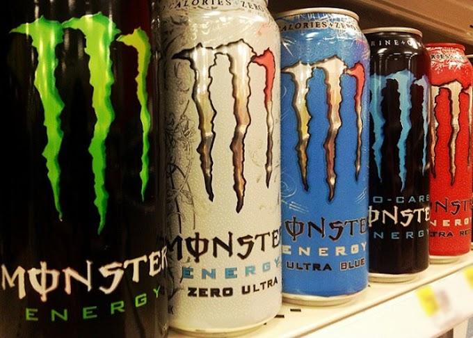 Προληπτική ανάκληση του ενεργειακού ποτού Monster