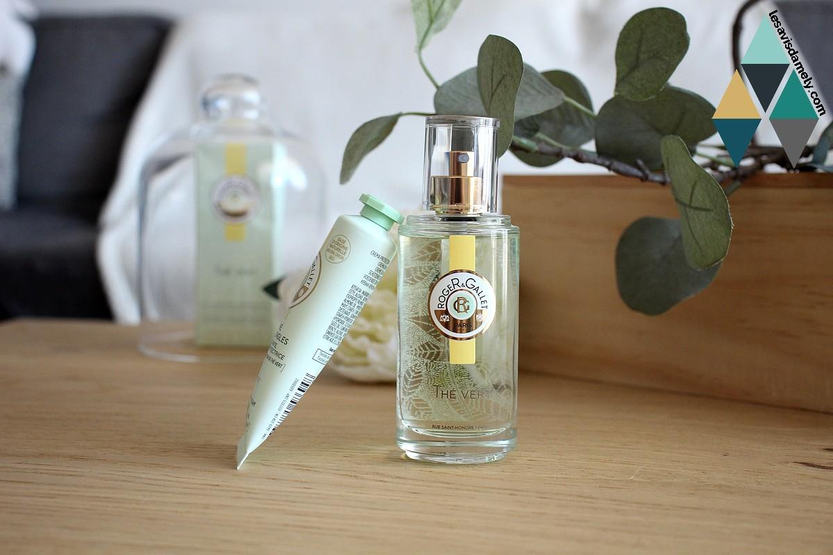 revue beauté roger et gallet soin beauté produit naturel parfum