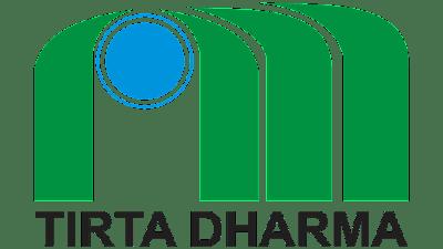 Logo PDAM Tirta Dharma Vector agus91