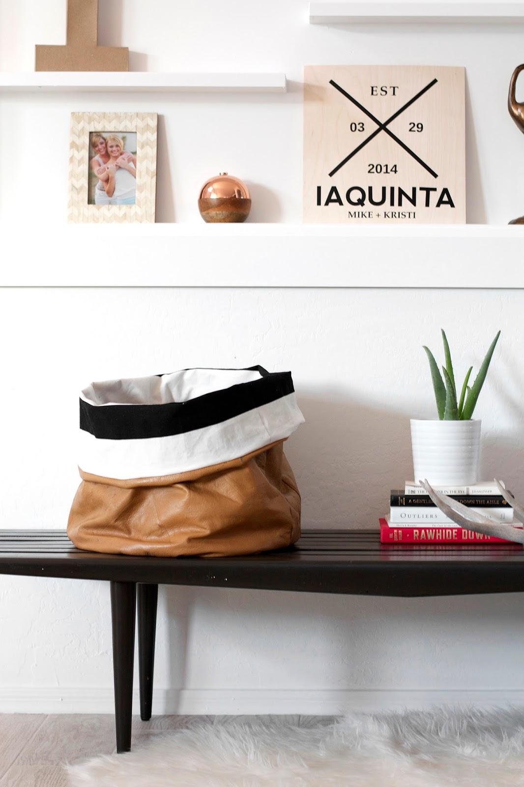 Great Organize Your Life With 25 Sweet Stylish Storage Bins