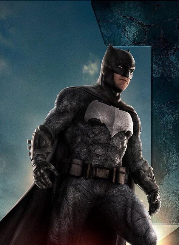 Бетмен Ліга Справедливості