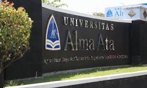 Biaya Kuliah Universitas Alma Ata Tahun 2019-2020
