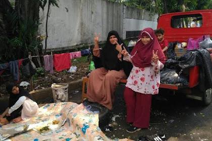 Cerita Keluarga Asal Palestina Pendukung Prabowo 'Tinggal' di Kertanegara