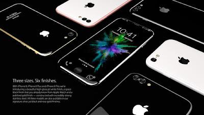 Iphone 8 Warna