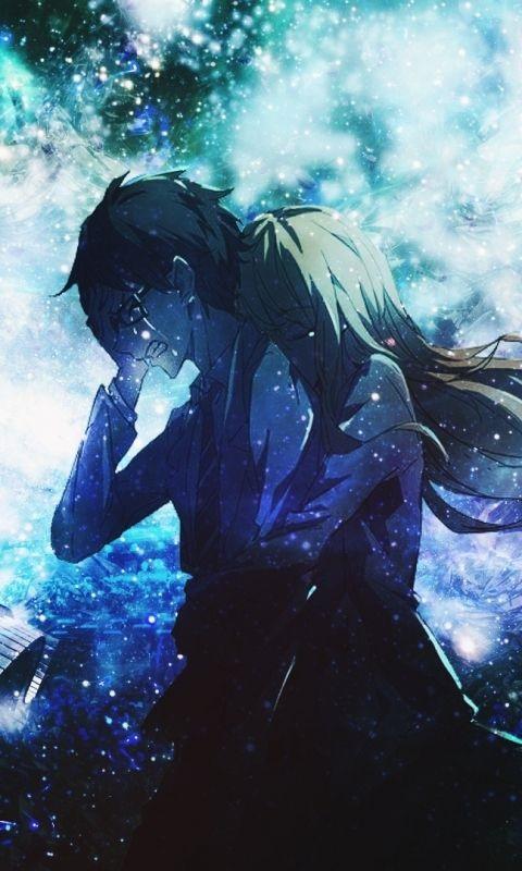 Gambar anime arima kousei dan kaori