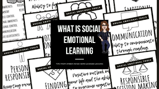 social emotional learning, sel, sel posters, social emotional learning posters
