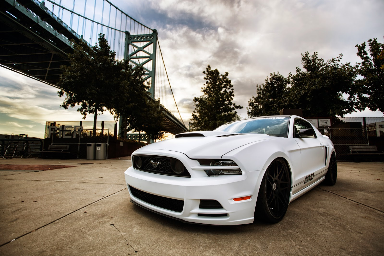 Enter To Win The MMD SEMA Mustang - American muscle car tv show