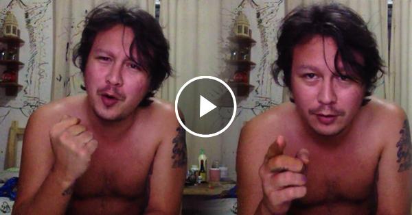 Baron Geisler Singing Elvis Presley's Song Goes Viral on Social Media