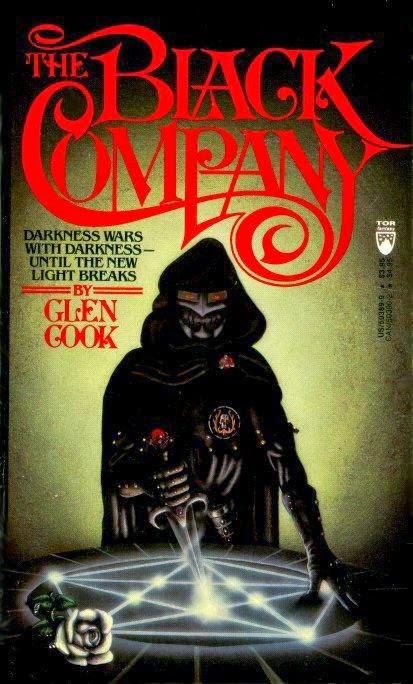 Retro Reviews: The Black Company by Glen Cook