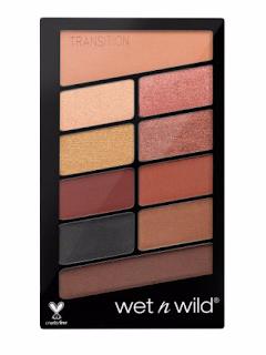 Wet And Wild Eyeshadow Palette