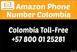 Amazon Phone Number Colombia
