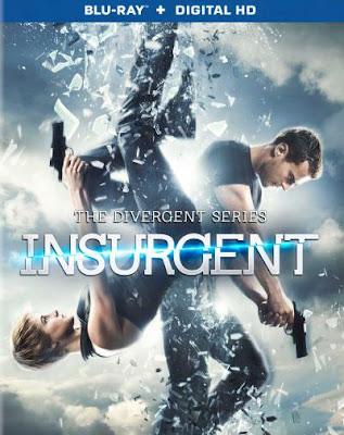 Insurgent (2015) BluRay + Subtitle