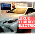 Lexus Luxury Hybrid Electric Car