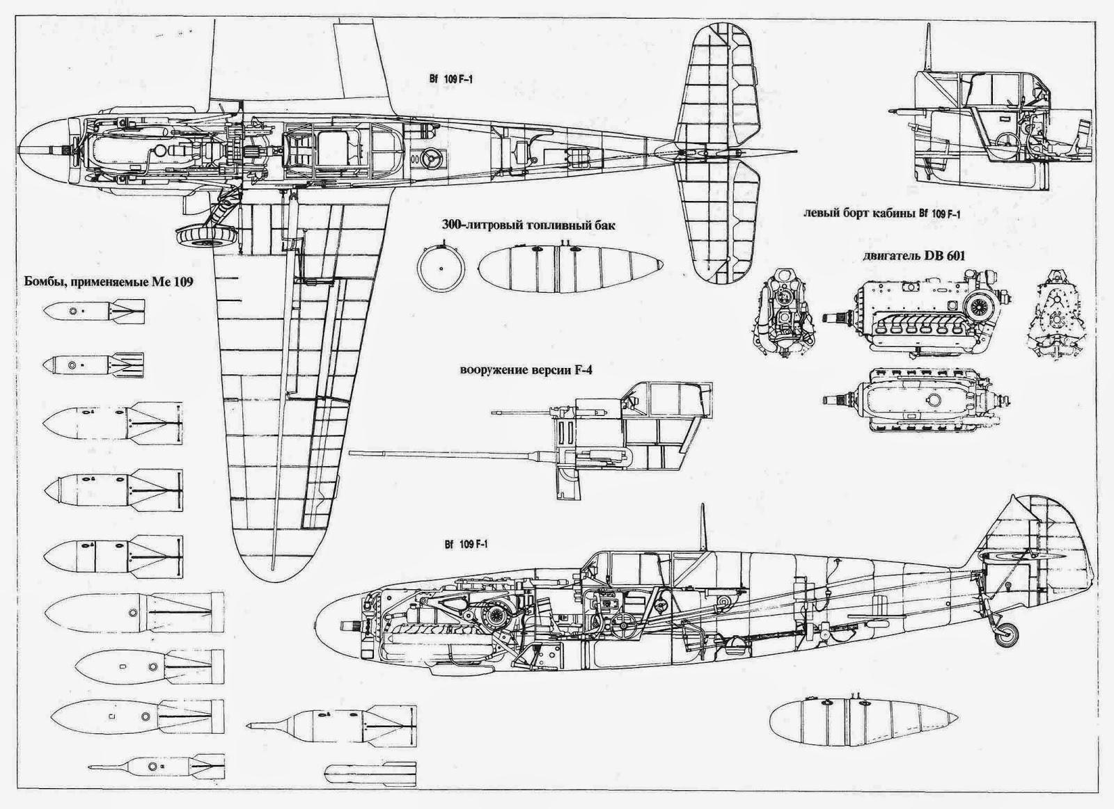 Tant Blog 5 Daimler Benz Mercedes Db 601 605 Cylinder Engine Of Messerschmitt Bf 109