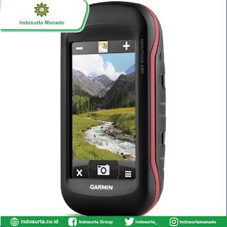 Membuat Waypoint dan Track Menggunakan GPS Garmin Montana