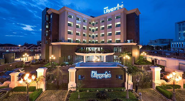 5 reasons to dine in a Lagos hotel
