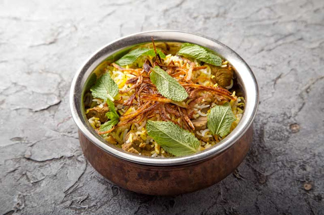 Lamb Dum Biryani Recipe