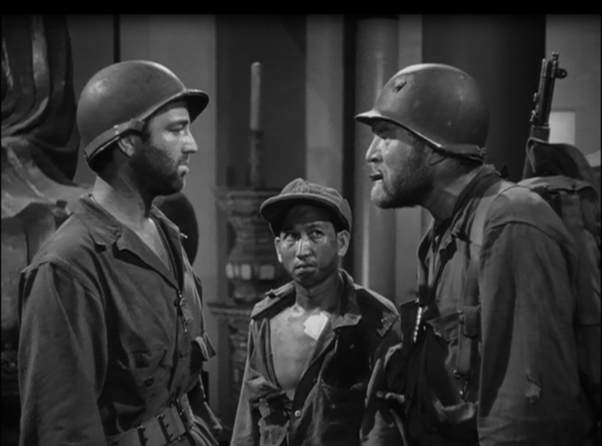 Movies with Michael: Overlooked Classics: The Steel Helmet