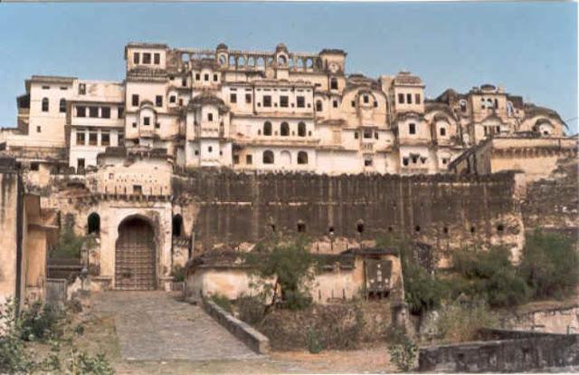 Badnore Fort  Tourist Attraction Place Bhilwara Rajasthan