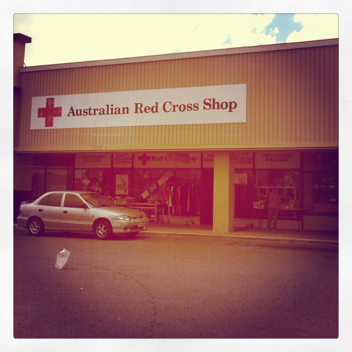 Awesome - Bentley Red Cross Op Shop Review