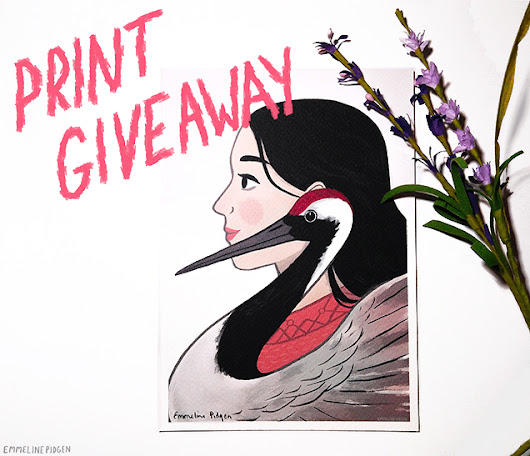 Emmeline's January Print Giveaway!