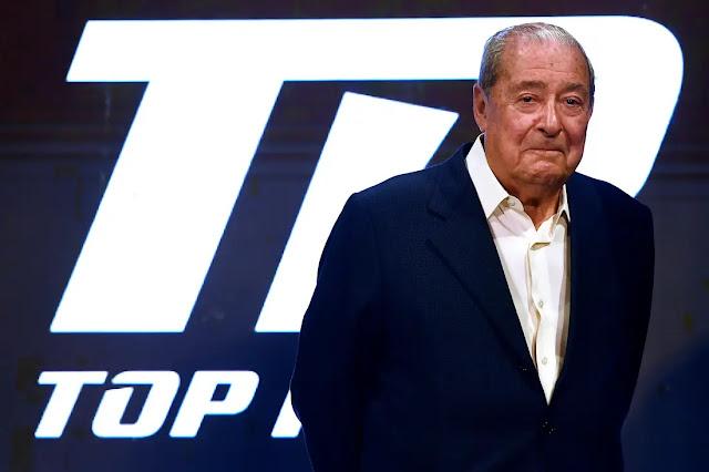 Promotor do boxe quer realizar eventos no WWE Performance Center