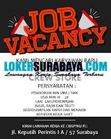 Lowongan Kerja Surabaya di Crispyku Foto Copy September 2020