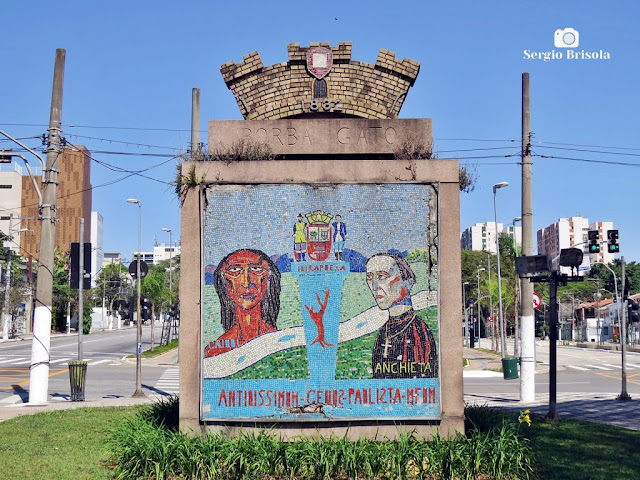 Monumento a Borba Gato (Anchieta)