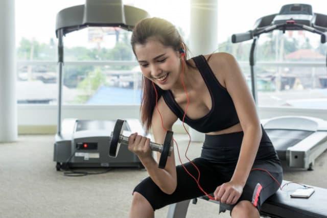 Dụng cụ tập gym