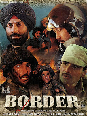 Border 1997 Hindi 720p DVDRip 1.2GB