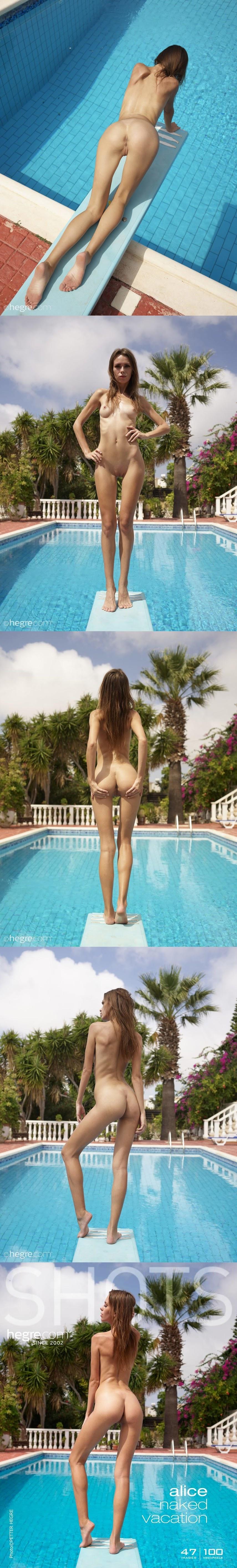 HA  2019-05-06 Alice - Naked Vacation - Girlsdelta