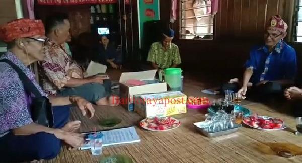 Jalan Damai Antara PT BNJM Dengan PT Rizky Belum Ada Kepastian, Ini Jawaban Damang Paju Epat!