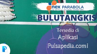 Paket Nonton BWF Sudirman Cup 2021