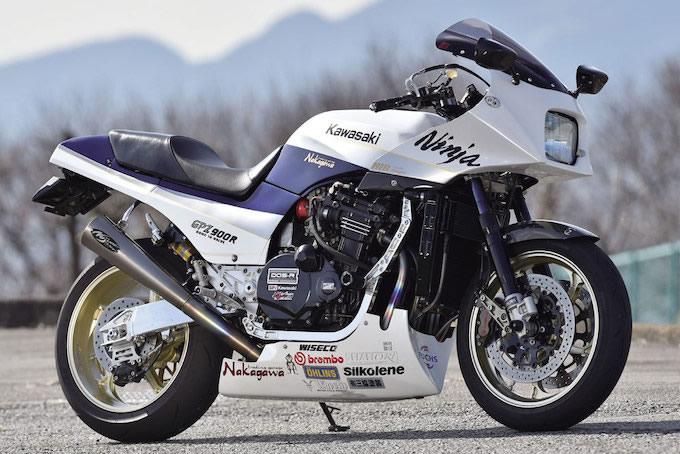 Planet Japan Blog Kawasaki Gpz 900 R 2 By Trading Garage