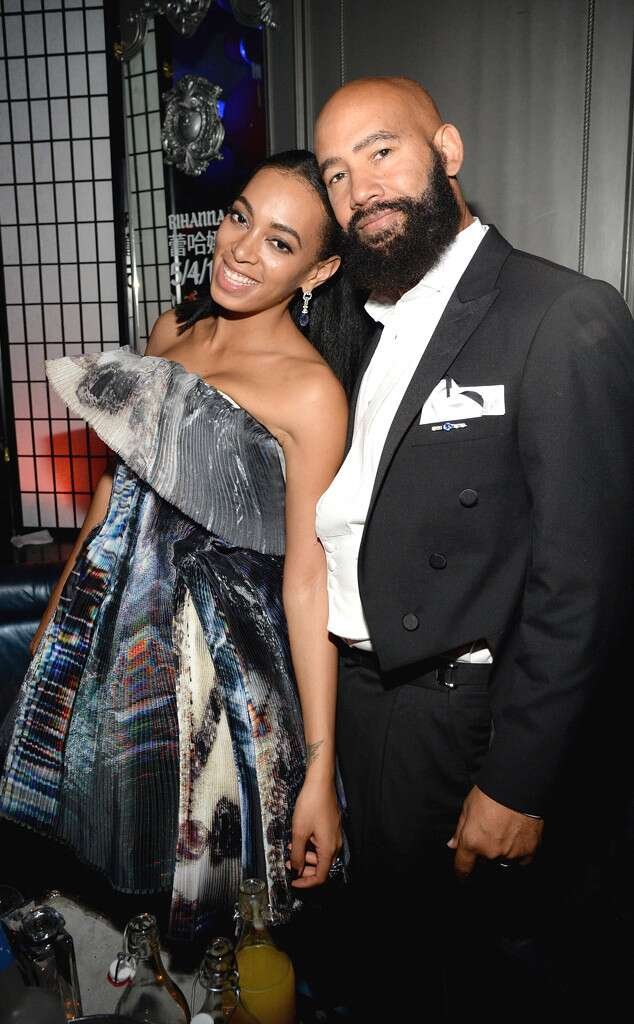 Solange Knowles and Husband Split After 5 Years of Marriage