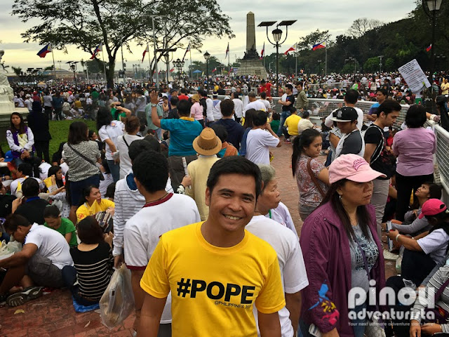 Pope Francis Papal Visit Manila Philippines