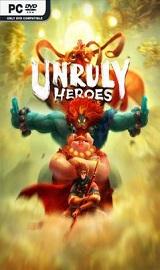 Unruly Heroes - Unruly Heroes-CODEX