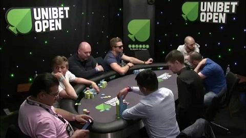 Giải đấu Poker trên Unibet