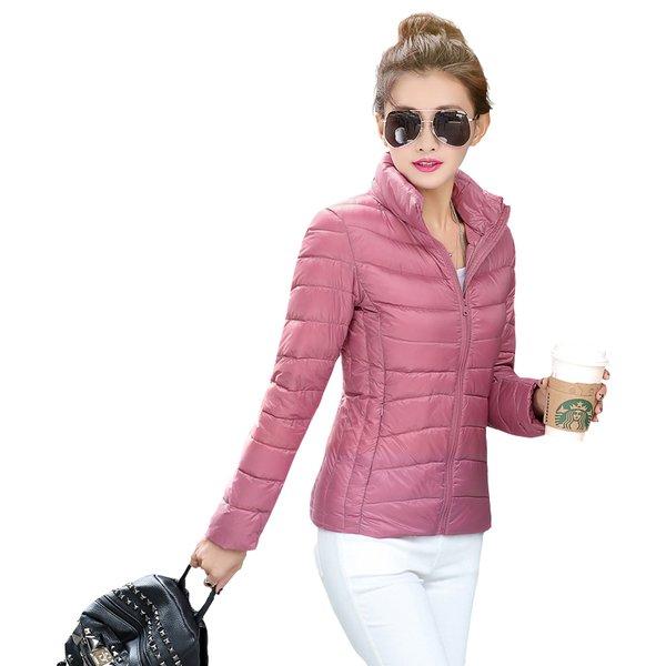 Áo khoác lông vũ hàn quốc đẹp cho mùa đông ấm áp