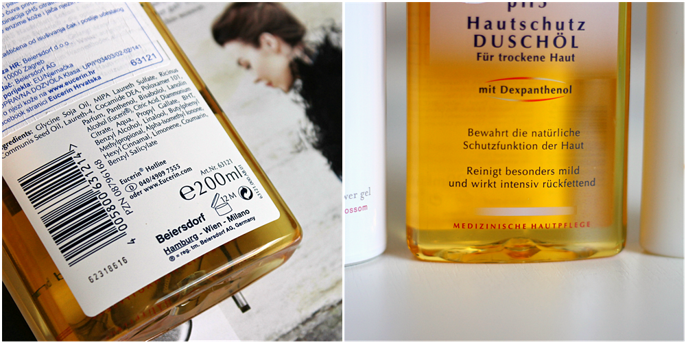 Eucerin pH5 ulje za tuširanje recenzija