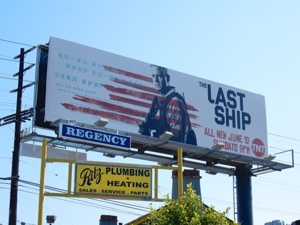 Last Ship season 3 billboard