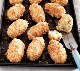 Restaurant Potato Croquettes Recipe