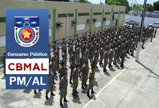 apostila Concurso público Polícia Militar de Alagoas 2017