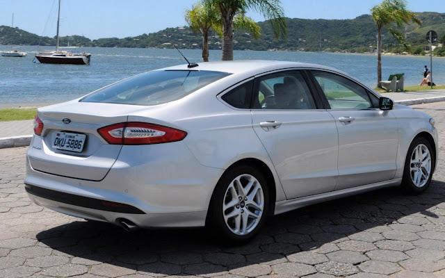 Ford Fusion 2013-2016: recall por problema no câmbio - EUA